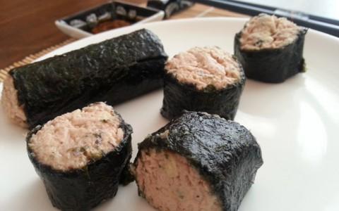palejo recept paleo sushi met tonijn