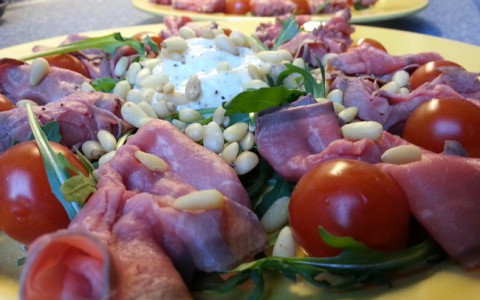 palejo paleo recept rosbiefsalade