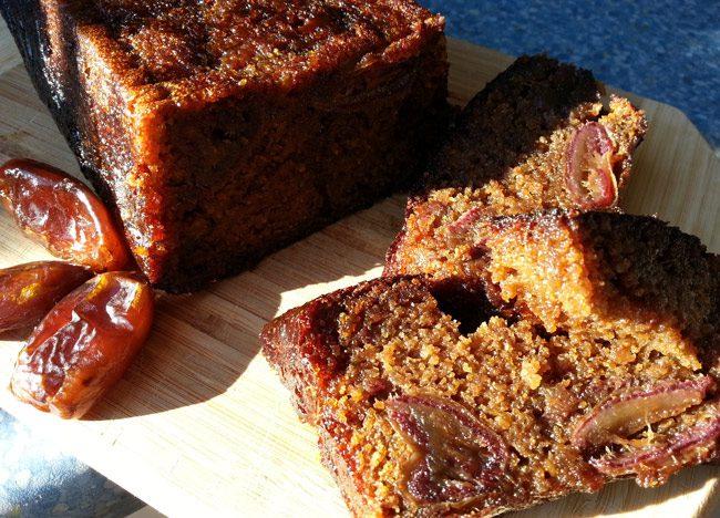 Paleo Sticky Toffee Cake